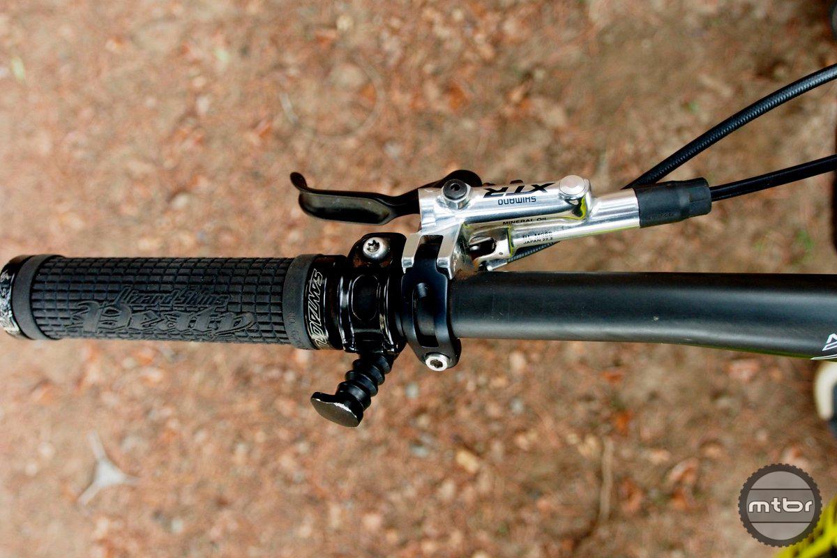 Santa Cruz Bronson Carbon X4