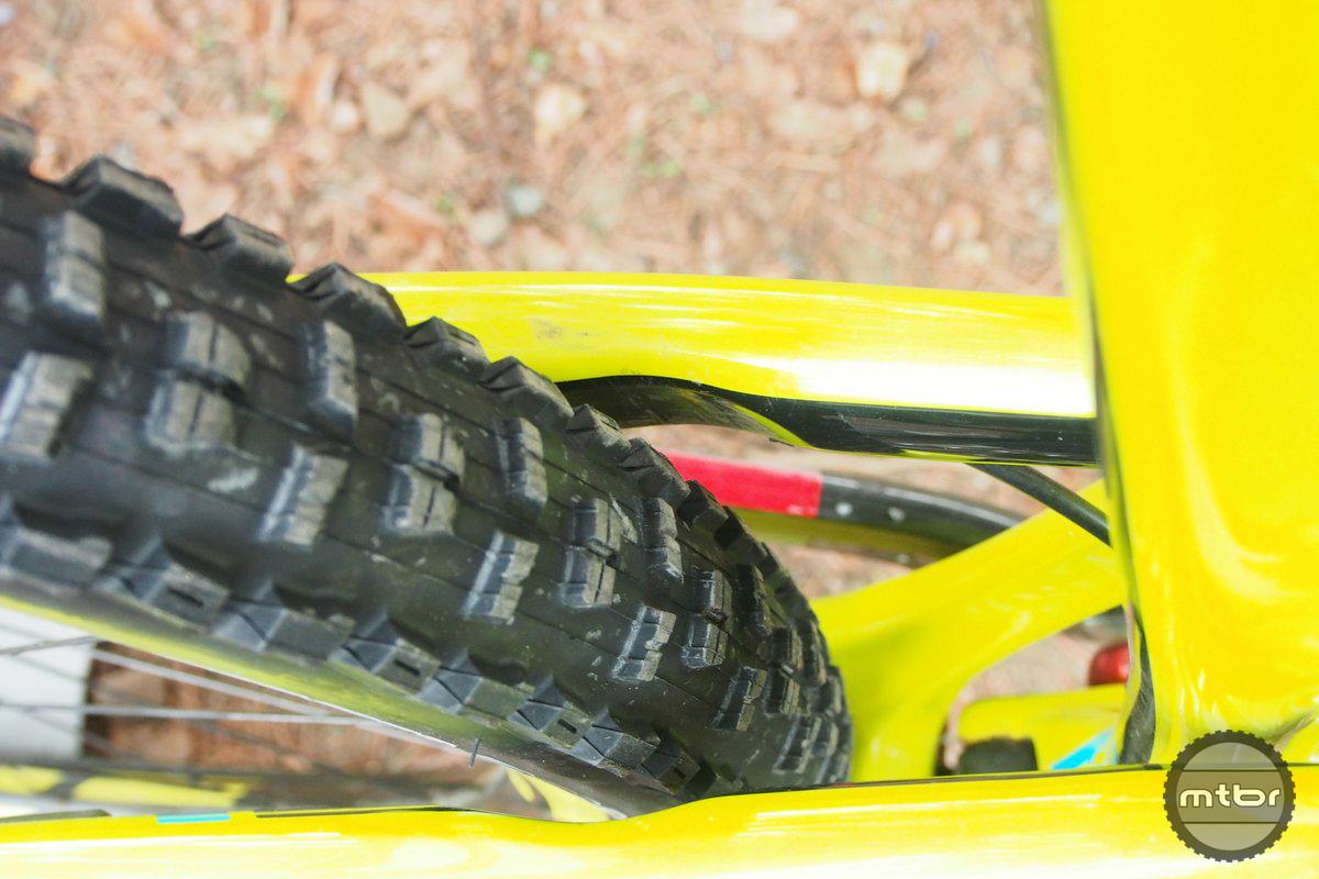 Santa Cruz Bronson Carbon X5