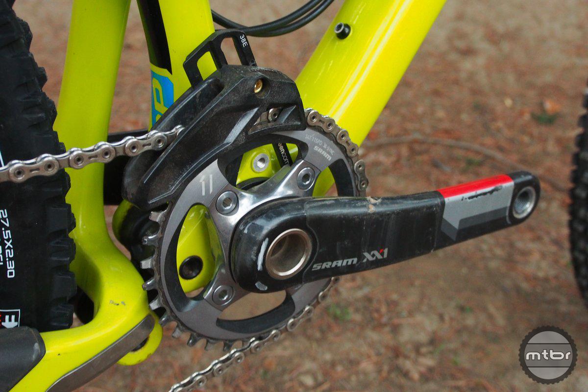 Santa Cruz Bronson Carbon X6