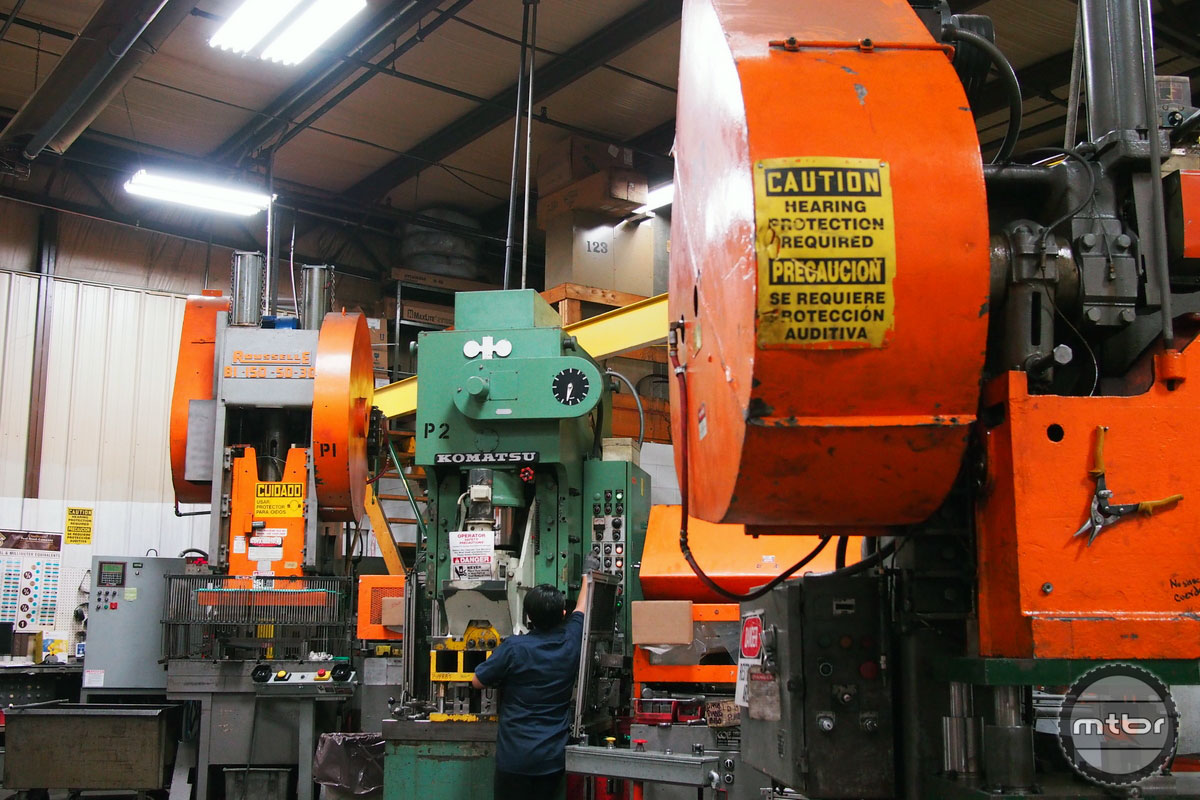 Saris Factory Machinery