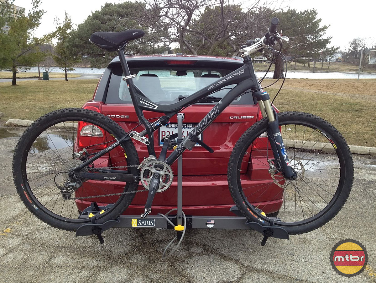 Review 21 Lb Saris Freedom Hitch Tray Rack Mountain