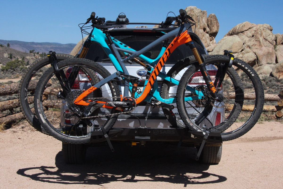 SuperClamp EX 2 Bike Rack