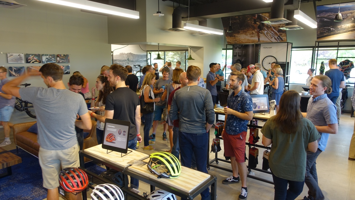 Specialized Boulder Experience Center