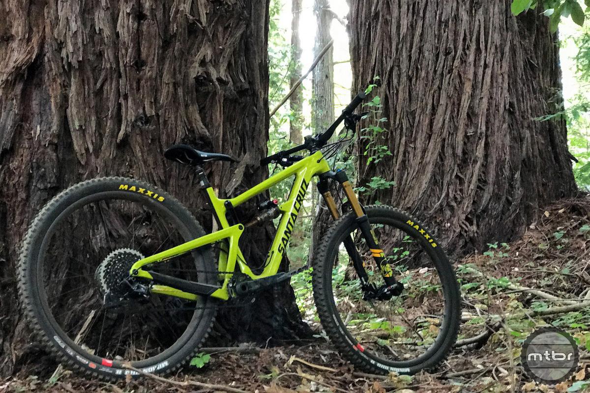 15. Santa Cruz Hightower LT First Ride Review