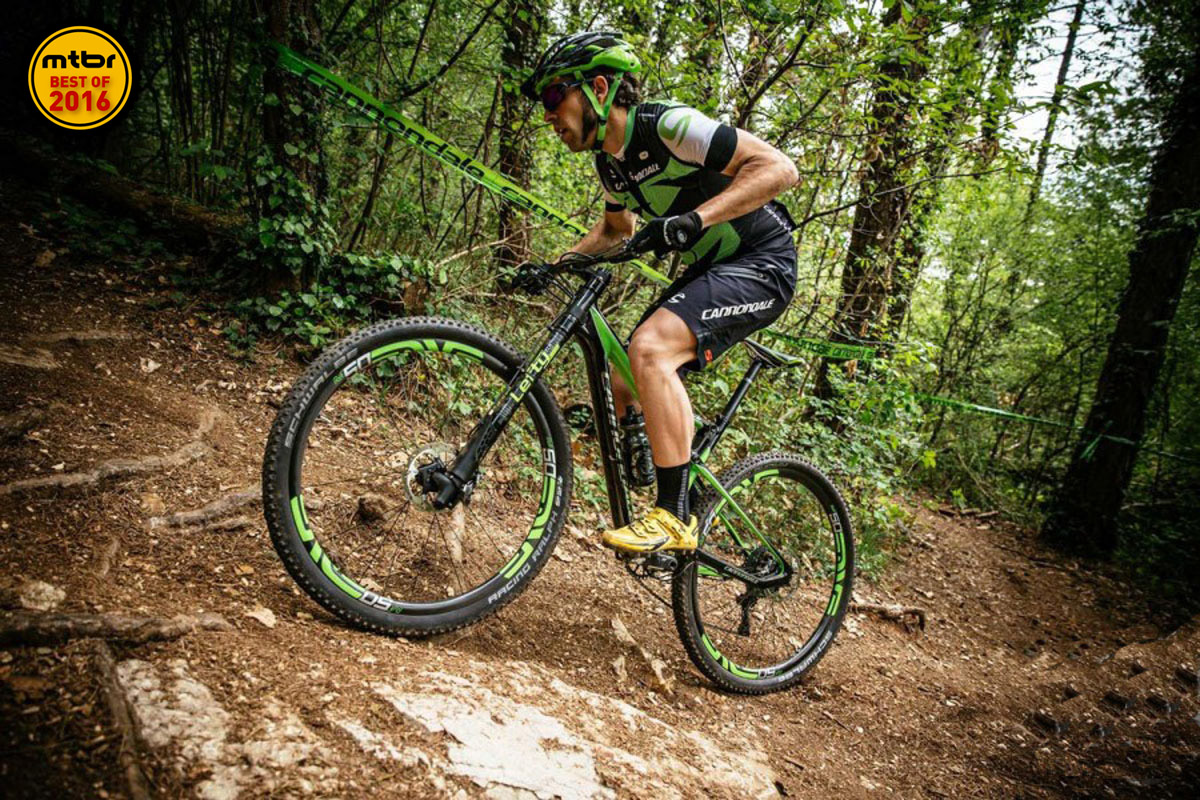 The latest iteration of the Cannondale Scalpel blends uphill efficiency with playful downhill capability.