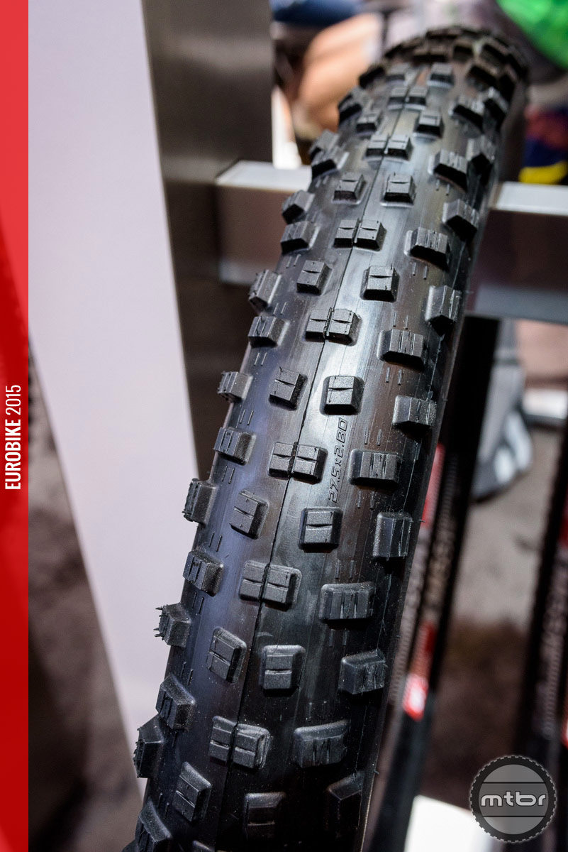 Schwalbe Nobby Nic in plus size.