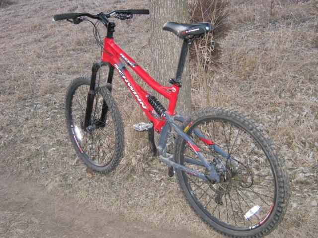Schwinn Full Suspension Mountain Bike