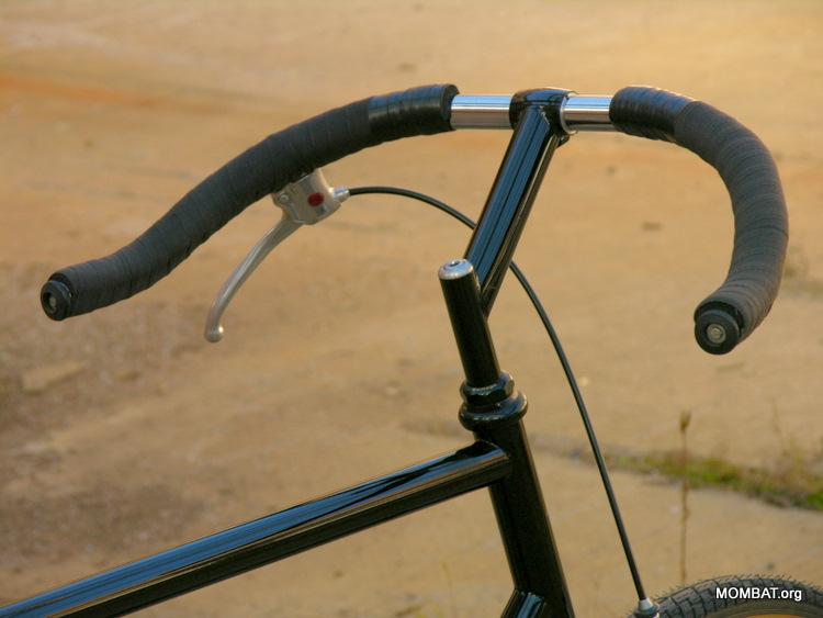 My tribute-bike to the Ibis Scorcher..-scorcherbars.jpg