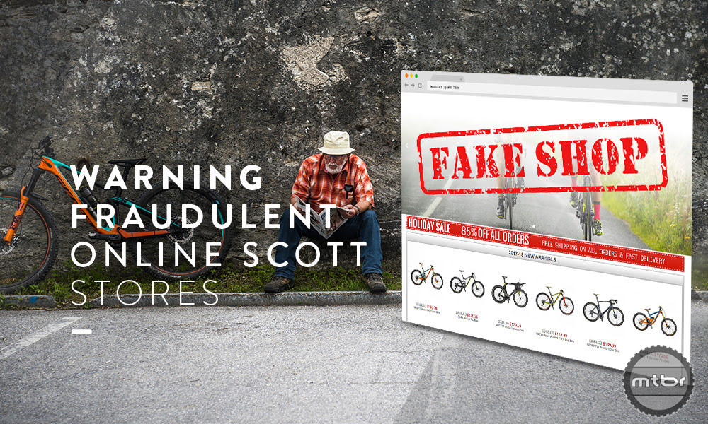 Fraudulent bike sales websites sweep social media
