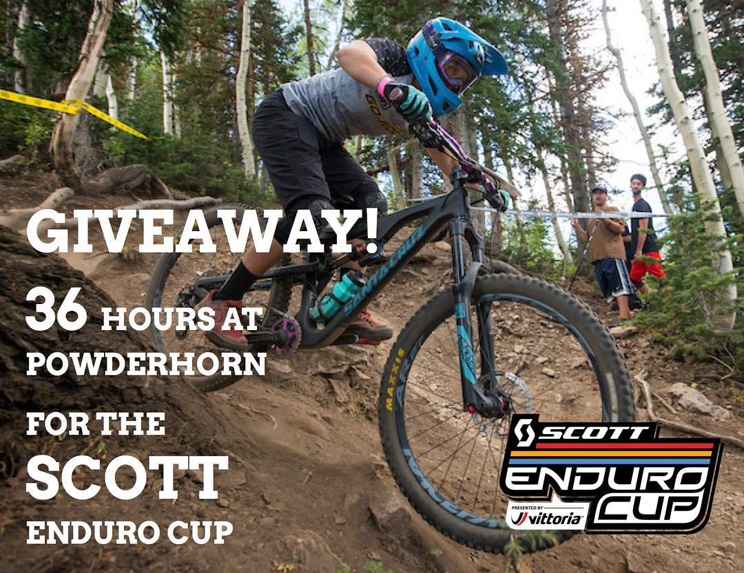 Scott Enduro Cup heads to Powderhorn