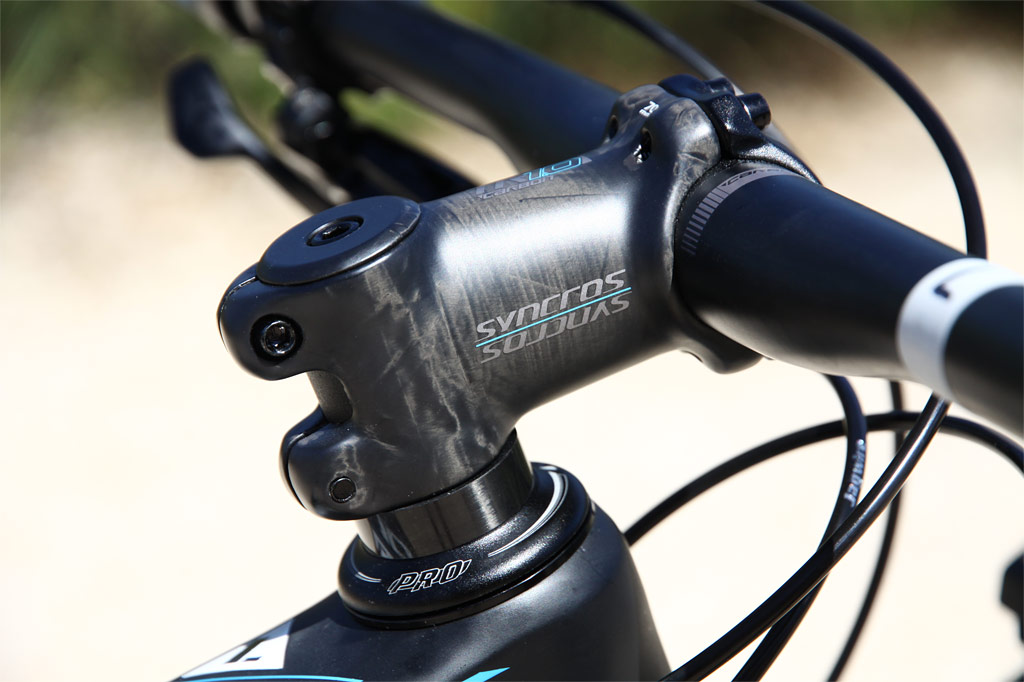 Scott Genius 700 Stem