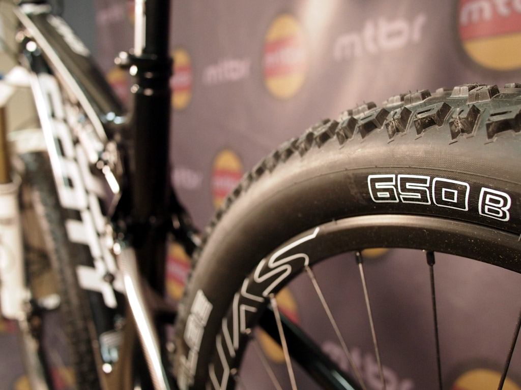 Scott Genius 720 Schwalbe tires