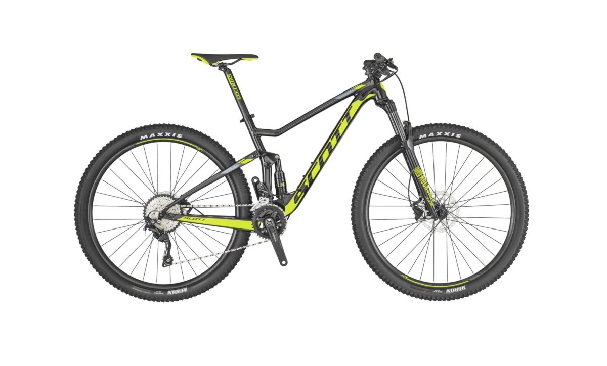 Best Mountain Bikes Under $2000: Scott Spark 970