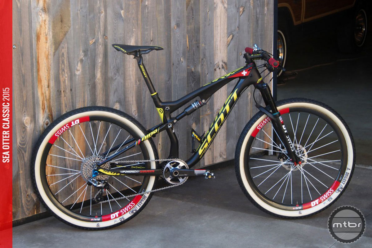 Is This Nino Schurter S New Scott Spark Mtbr Com