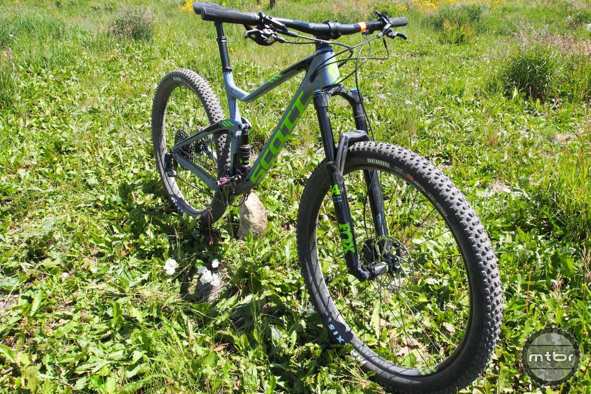 Outerbike Test Sessions: Scott Genius