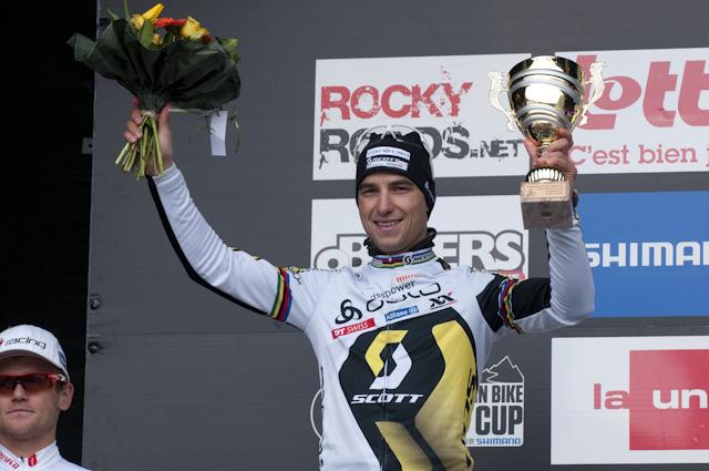 UCI World Cup #1,  Houffalize, Belgium, XCO