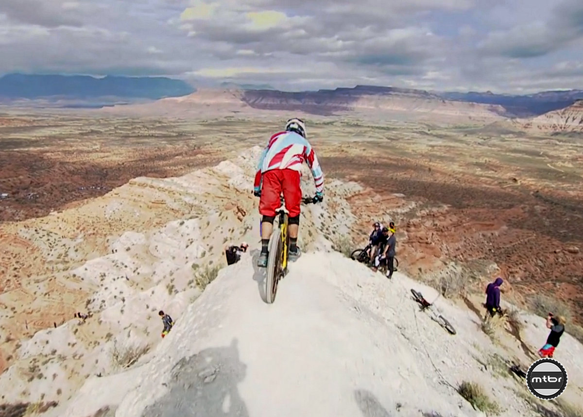 Geoff Gulevich at 2013 Red Bull Rampage