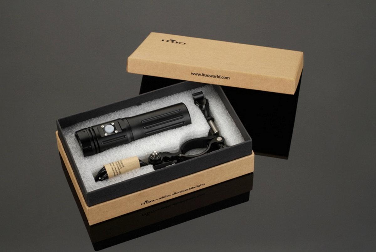 Ituo Wiz1 packaging
