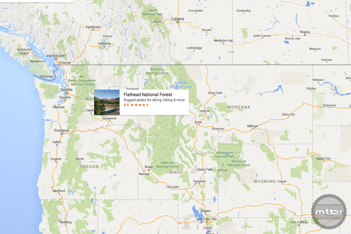 The general area of the attack is in the northern part of Montana, near the Canadian border.