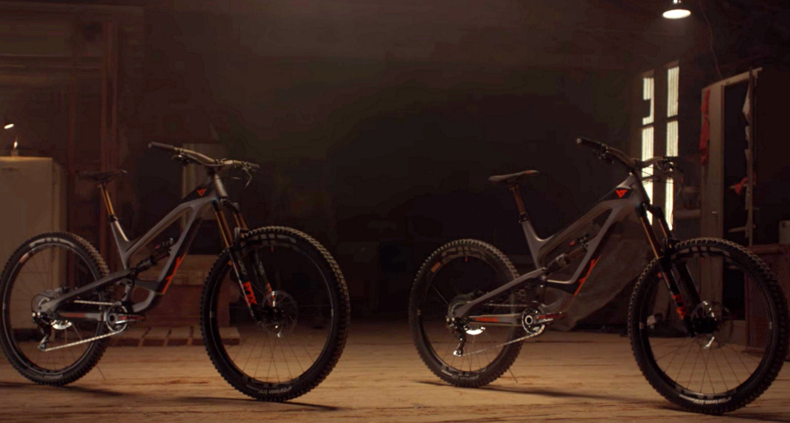 A 29er AND 27.5 version of the Capra will be released tomorrow, Nov. 8