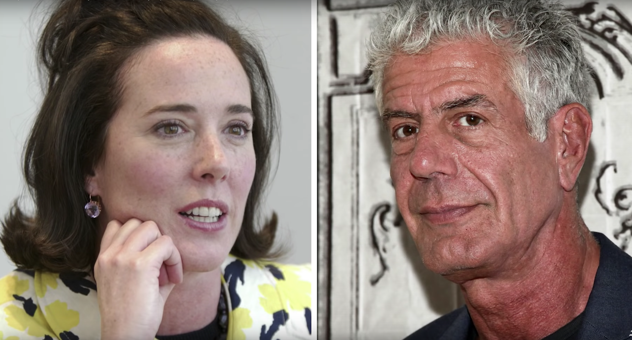 The recent suicides of Kate Spade and Anthony Bourdain have compelled  Juli to open up.