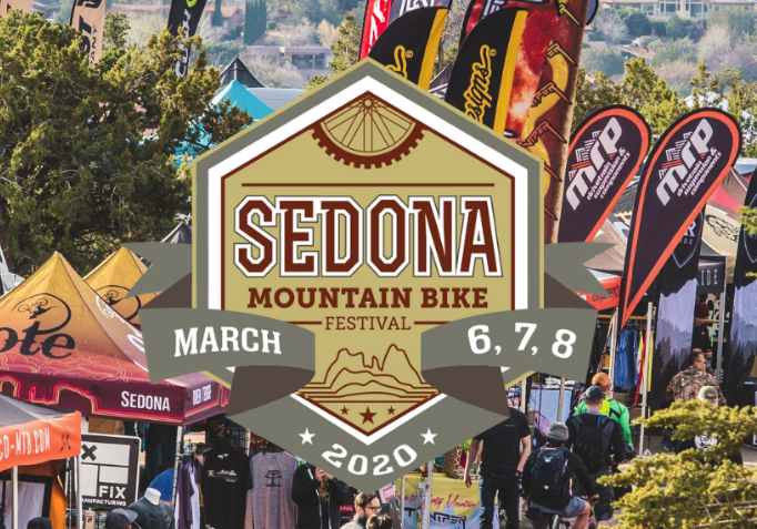 Image result for sedona mountain bike festival 2020 logo