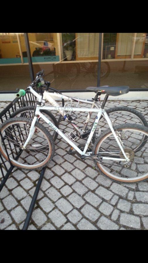 Vintage Fuji mountain Bike Build- Mtbr com