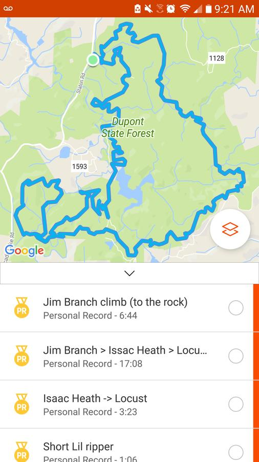 How are the trail conditions at Uwharrie?-screenshot_20171210-092116.jpg