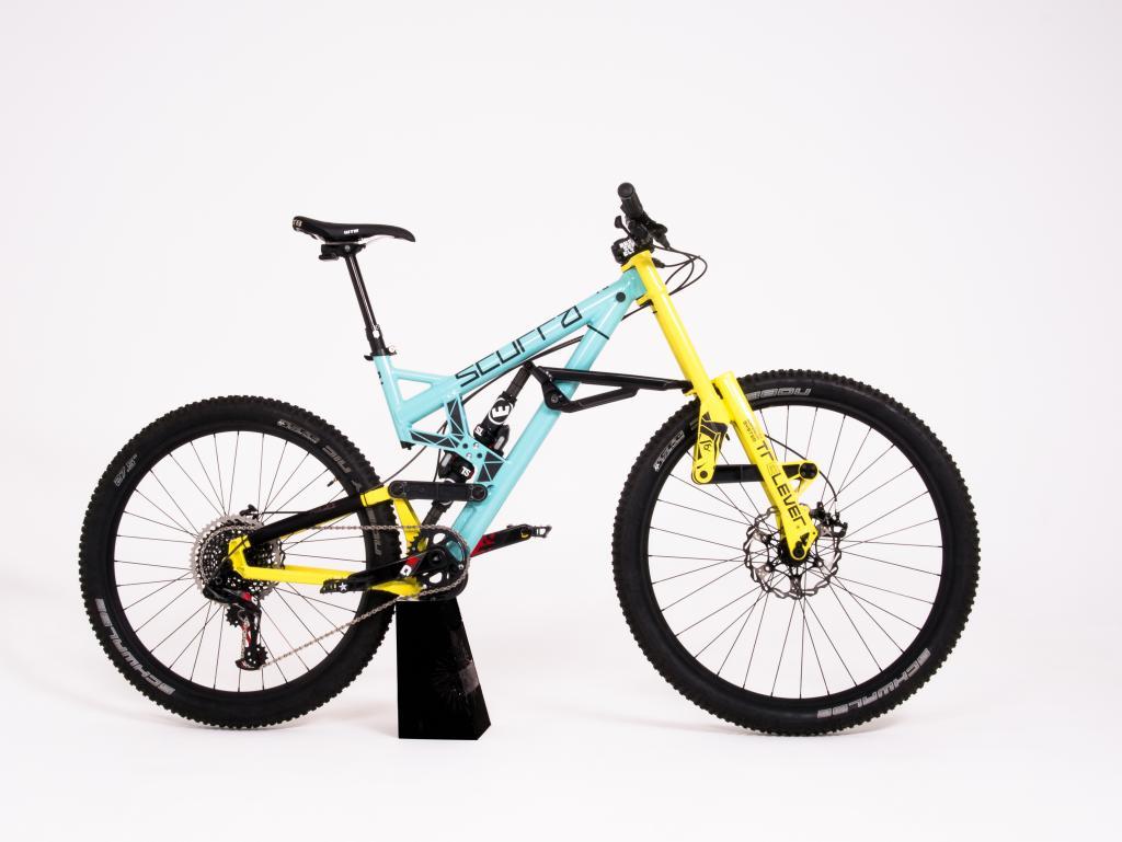 SCURRA :2 - unique enduro bike- Mtbr.com