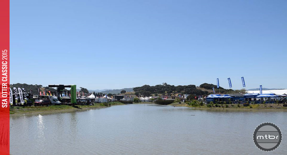 Mazda Raceway Laguna Seca is a beautiful venue. Photo courtesy of Sea Otter Classic