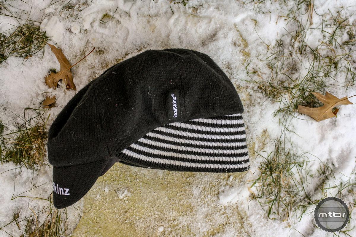 Sealskin Cap