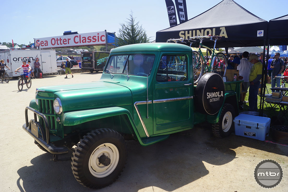 Shinola Truck