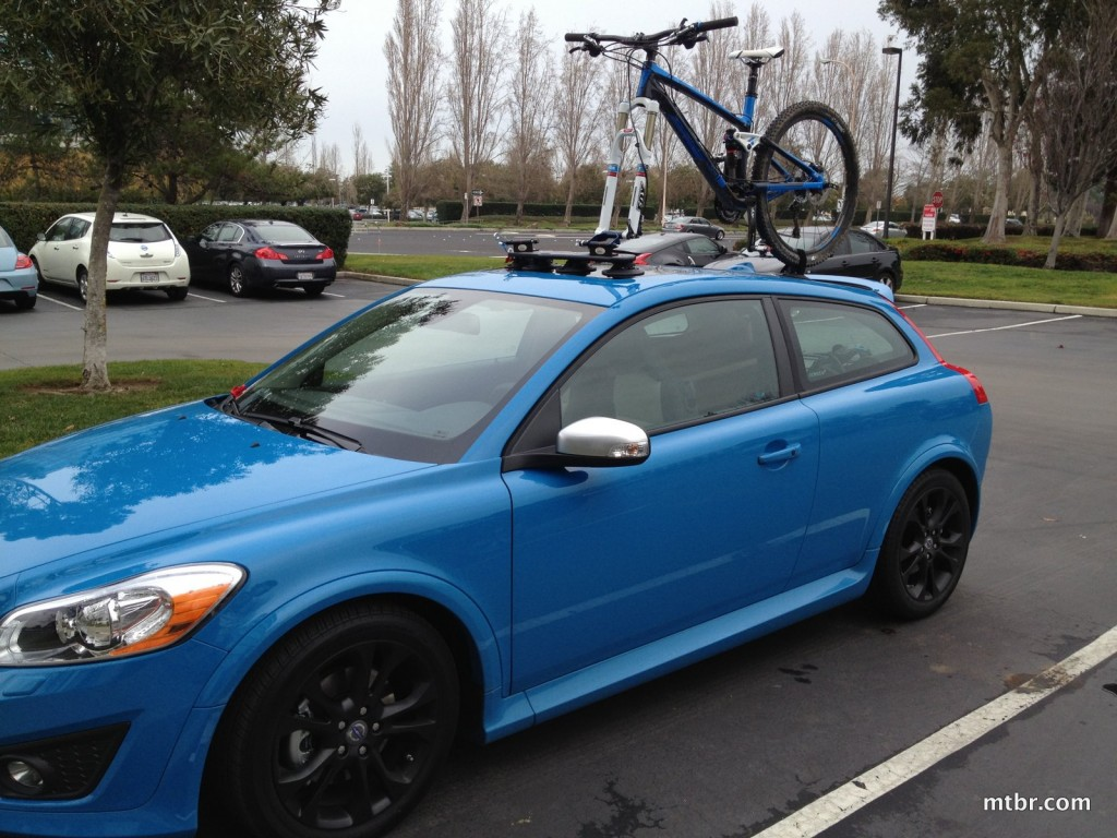 That Roof Rack Is Destroying Your Fuel Economy Mtbr Com