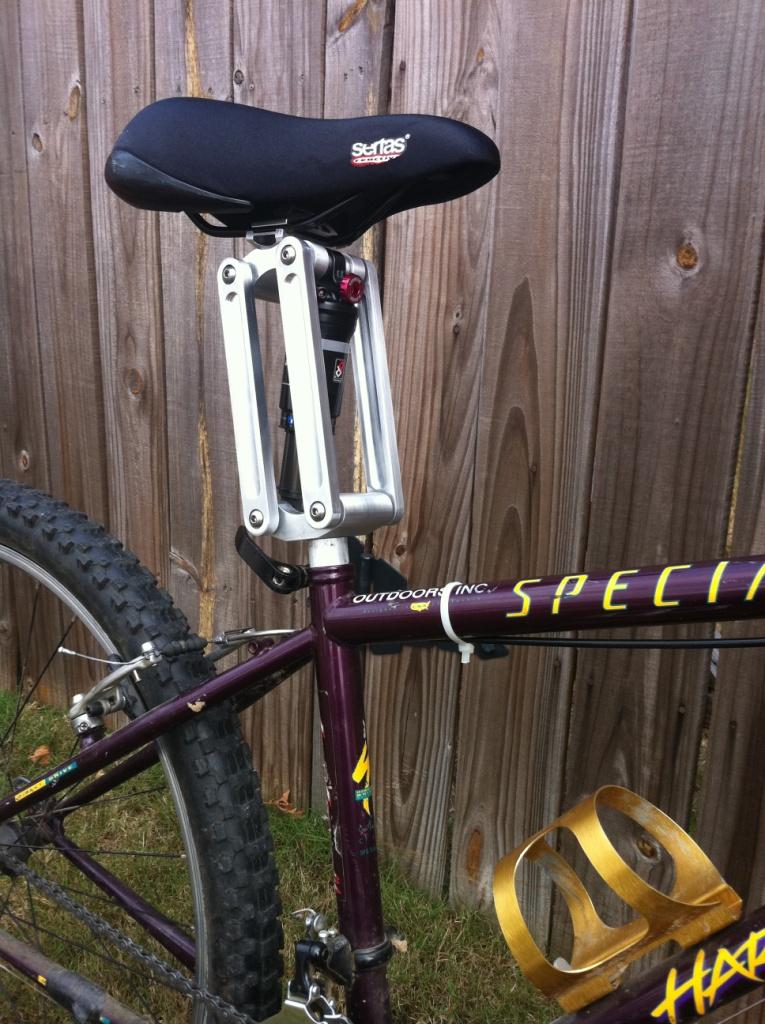 Suntour SP12-NCX Mountain Road Bike Suspension Travel Seatpost