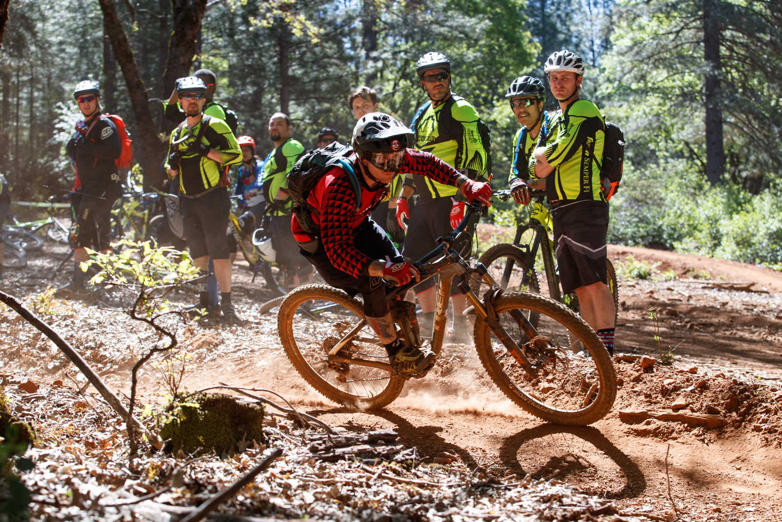 Semper fi fund brings joy of mtb to wounded veterans for Semper fi fund rating