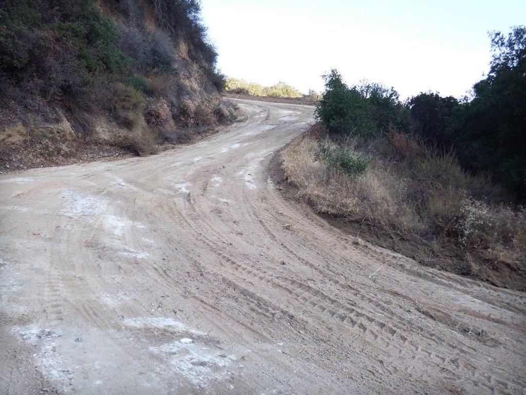 Marshall Canyon and Potoato Mountan attacked by bulldozer-sf.7-17-14-web.jpg