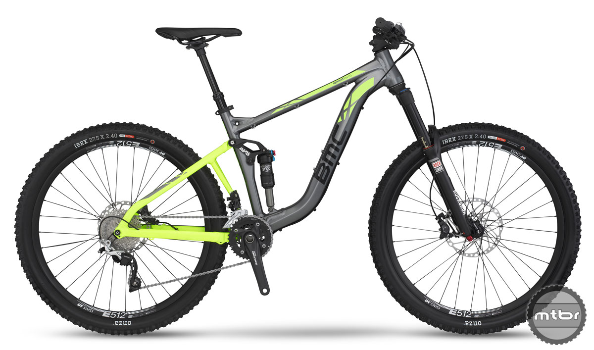 ... and the $3900 SF03 Trailcrew with Shimano SLX.
