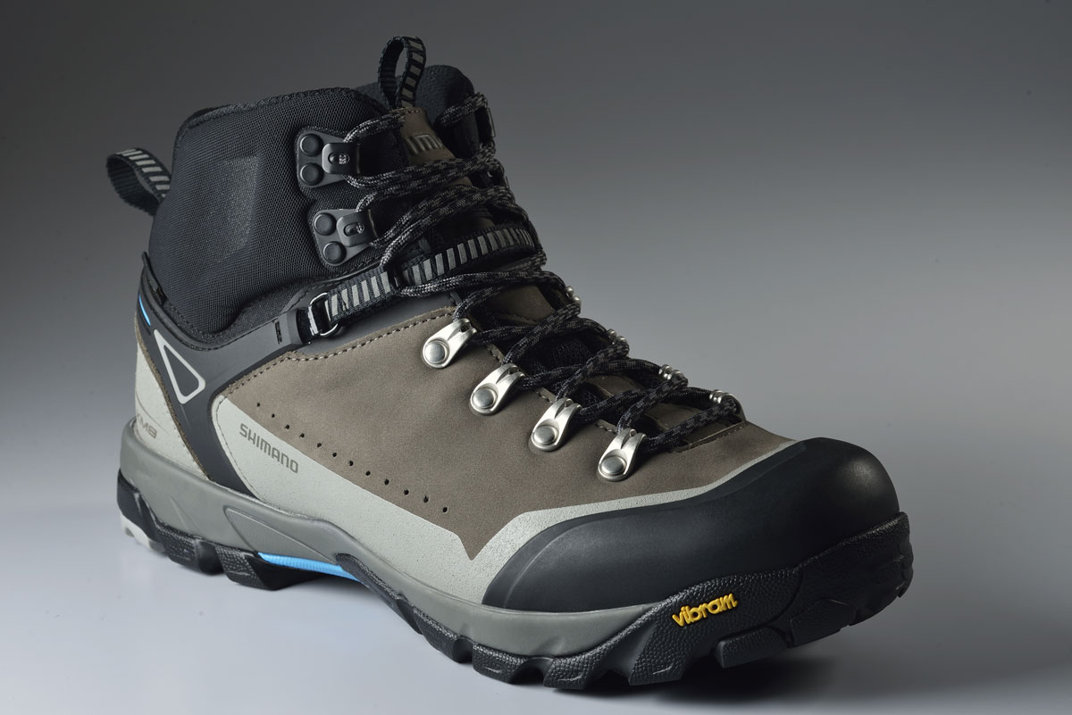 Hiking boots meet cycling footwear with the new XM9.