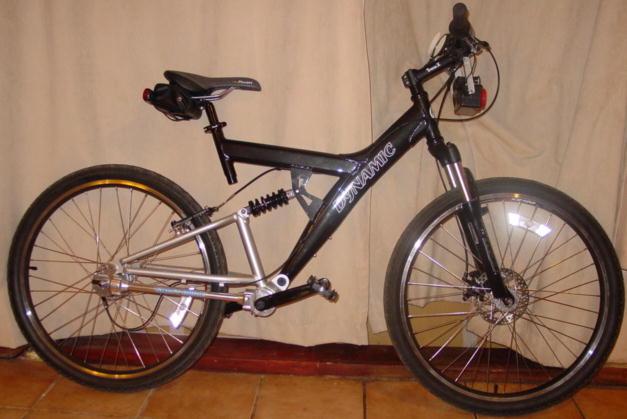 My Chainless Bike Mtbr Com