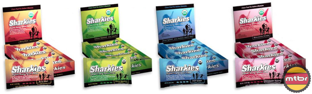 Sharkies Sports Energy Chews