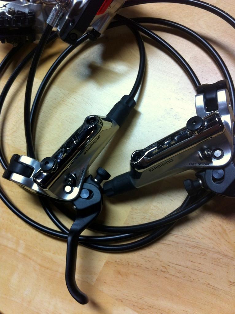 Shimano Deore XT M785
