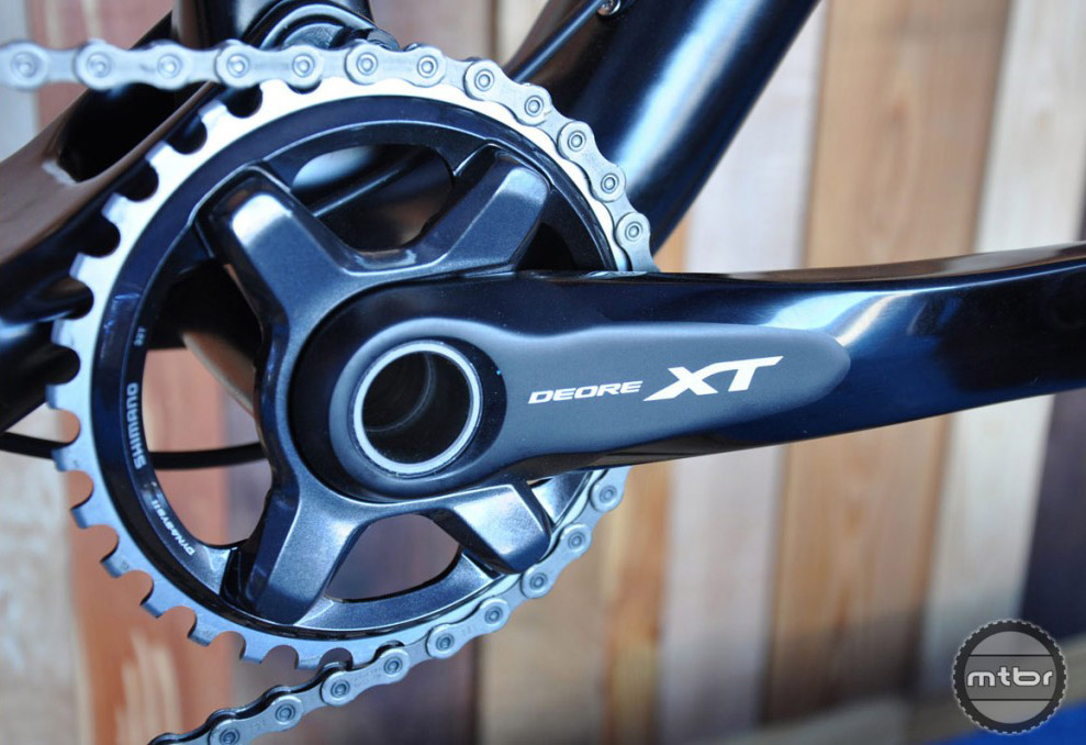 The Shimano Deore XT groupset has been a leader in the bang-for-your-budget category since it was first introduced in 1983.