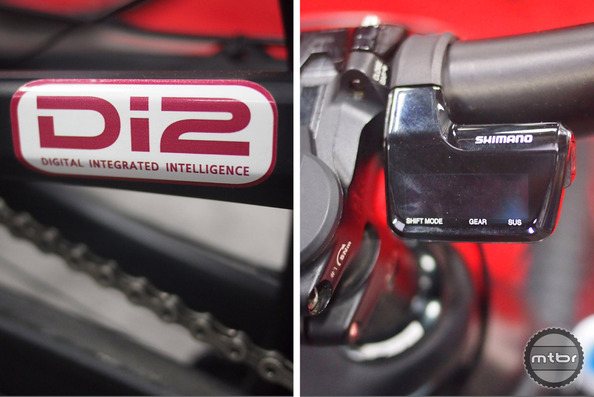 Upgrade your drivetrain and go wireless! Electronic shifting is the future and Shimano is on the cutting edge.