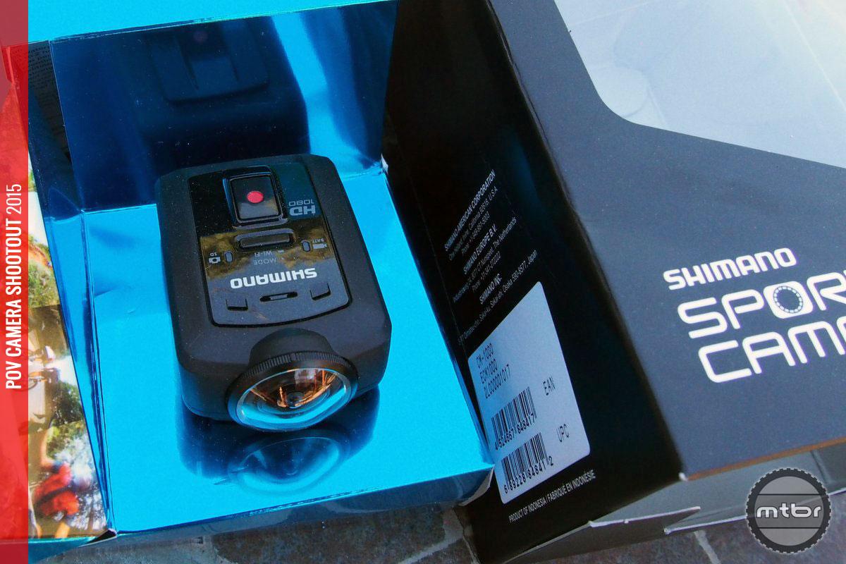 Shimano Sport Camera