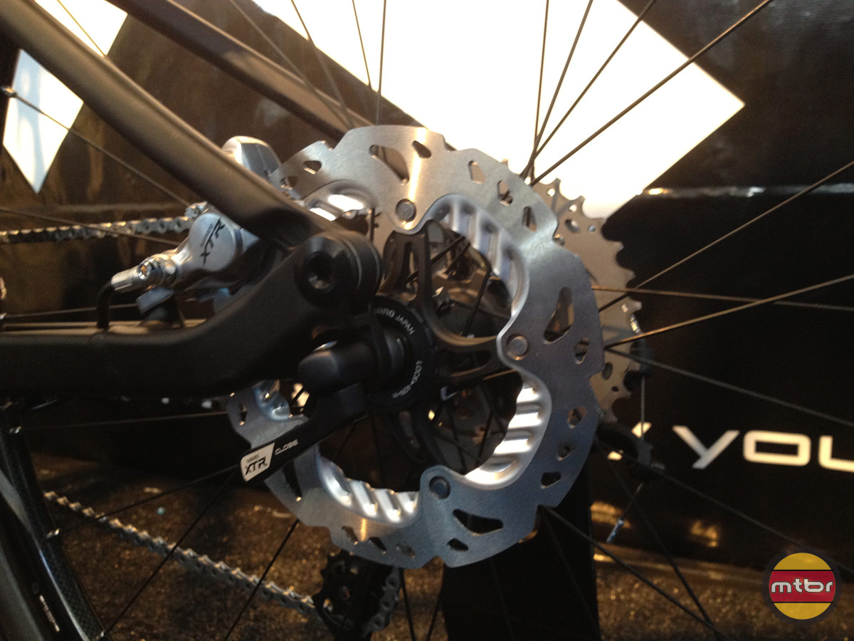 Shimano XTR Disc Brakes and Rotors