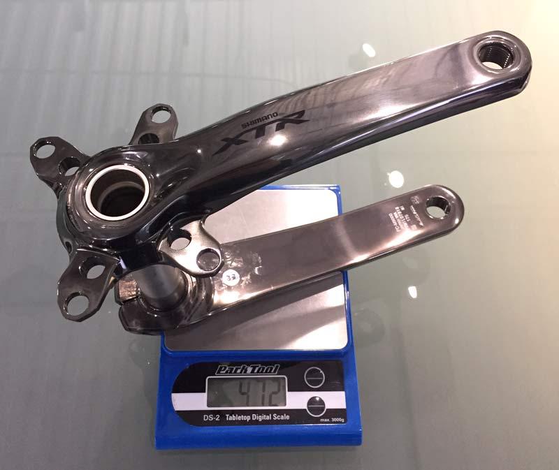 SRAM DUB crank spindle standard-shimano-xtr-m9000-mechanical-actual-weights-cranksets02.jpg