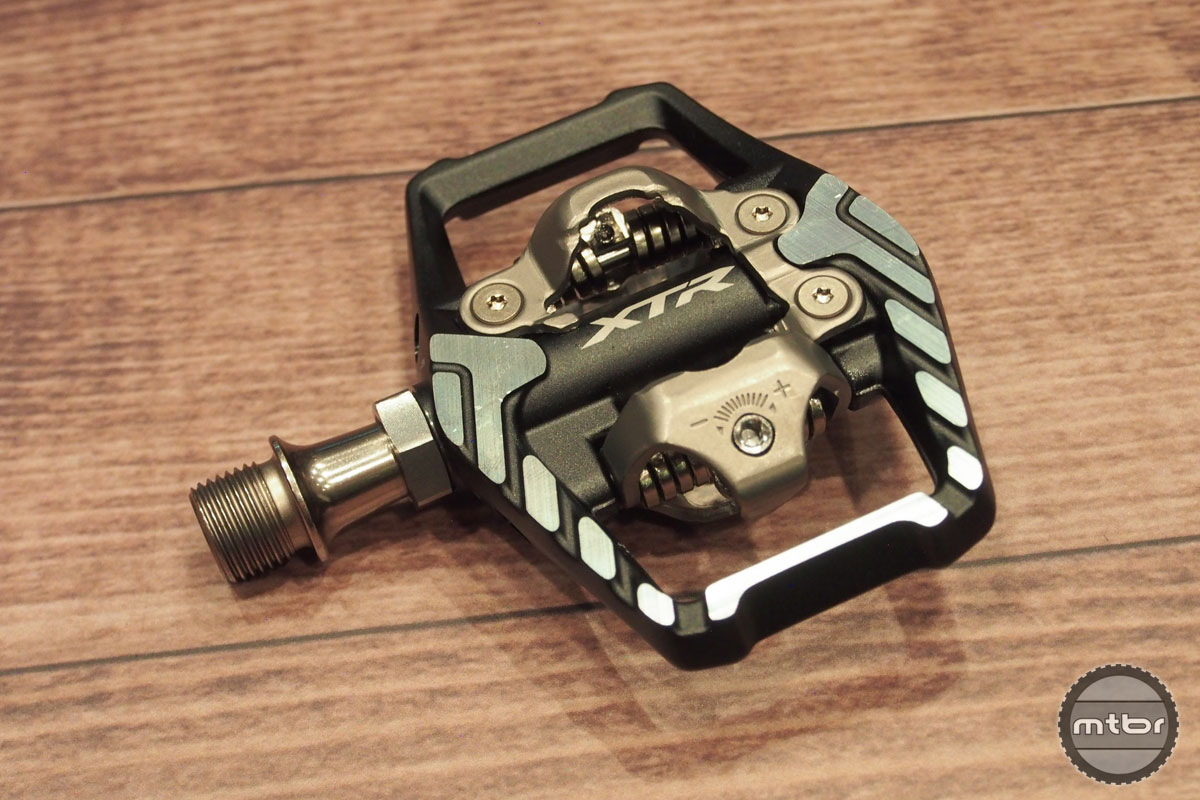 New Shimano XTR Pedal