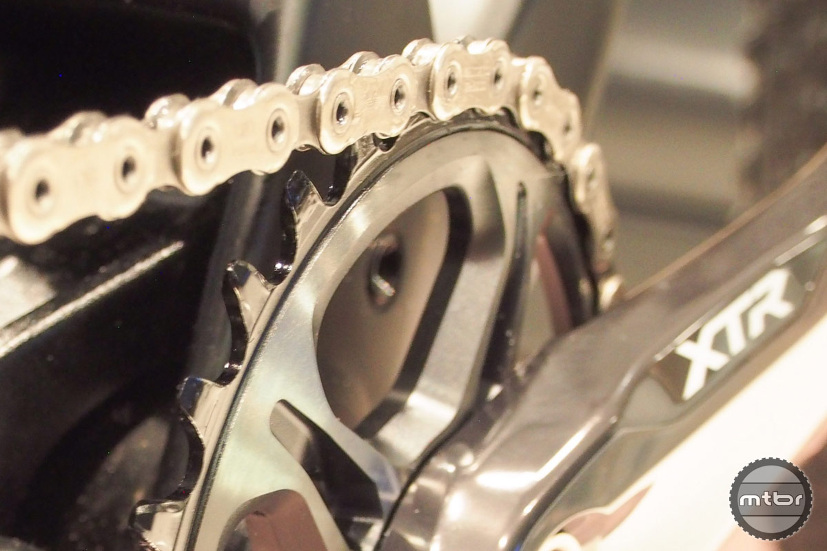 New Shimano XTR