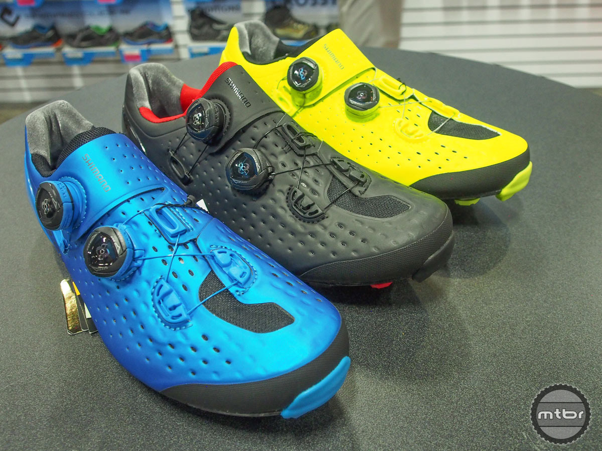 Best new MTB shoes from Interbike 2016
