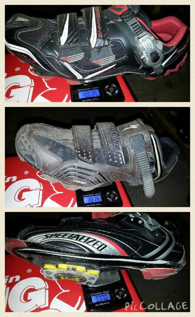 Light Shoes?   (Initial Review of Shimano XC51 MTB Shoes)-shoe-weights.jpg